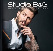 B&G Men + Barber Hairstyles