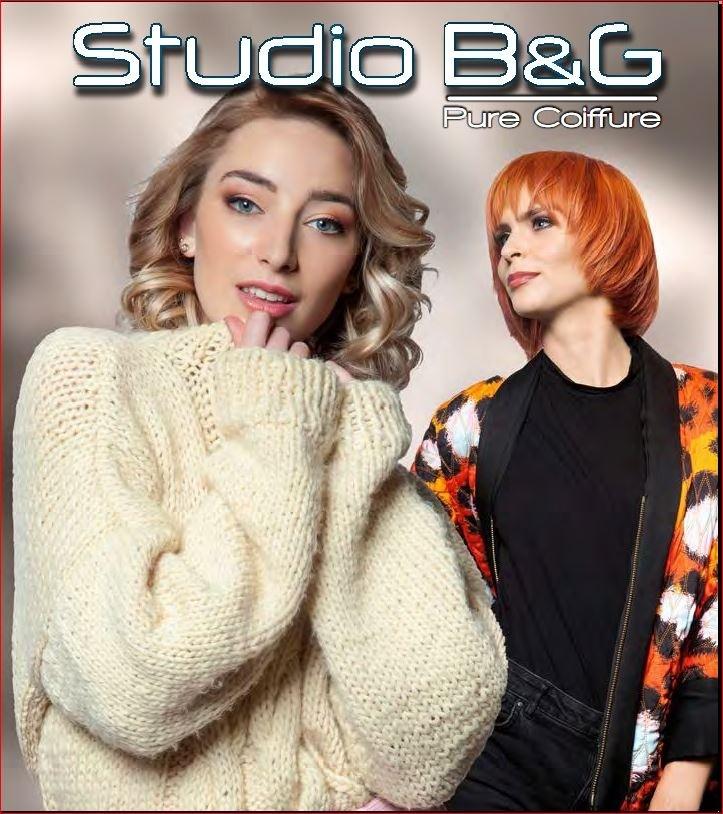 B&G Studio Pure Coiffure Vol. 22