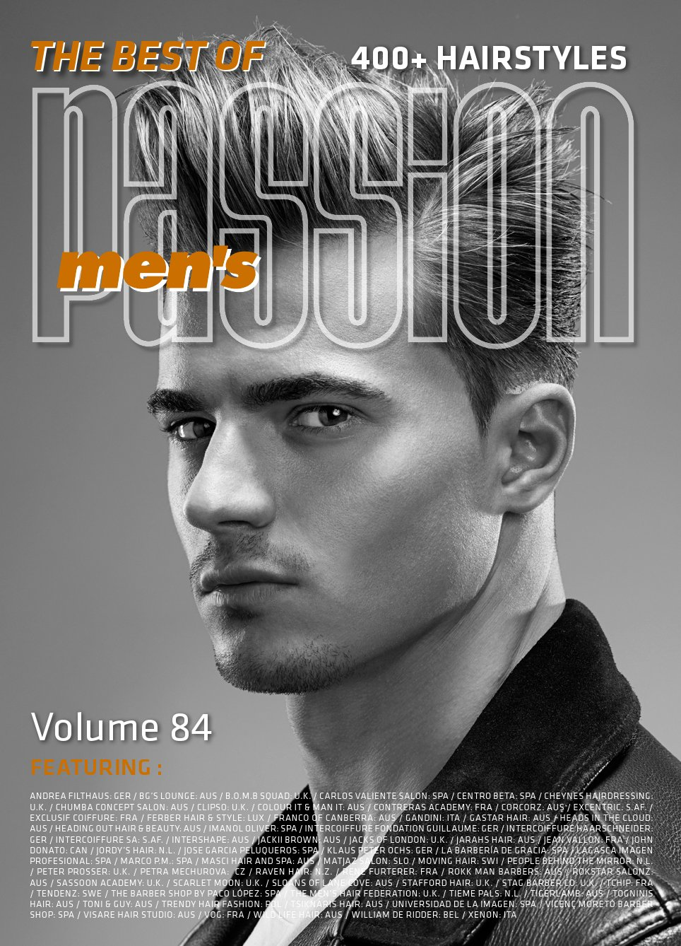 Passion Men Vol. 84
